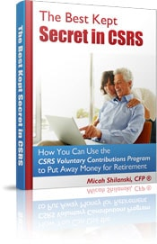 CSRS VCP to Roth IRA